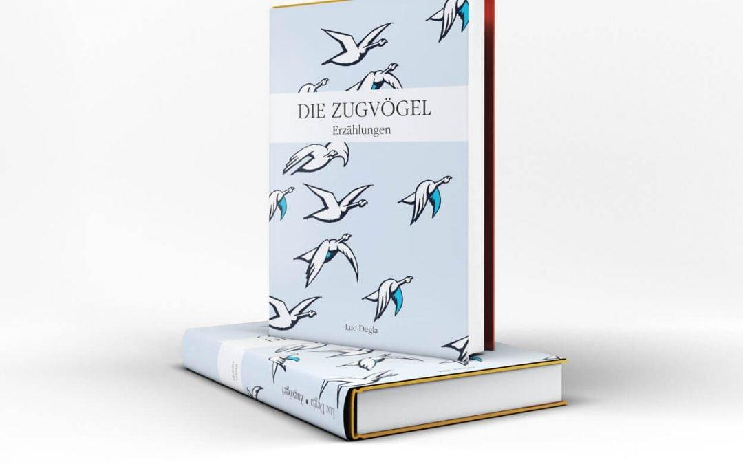 Mein neues Buch ist erschienen! Die Zugvögel
