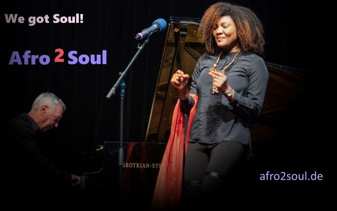 Afro2Soul am 26.01.2020
