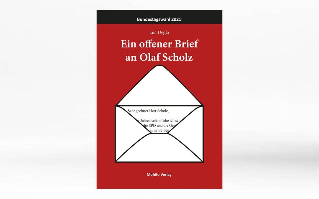 Neues Buch – Brief an Scholz